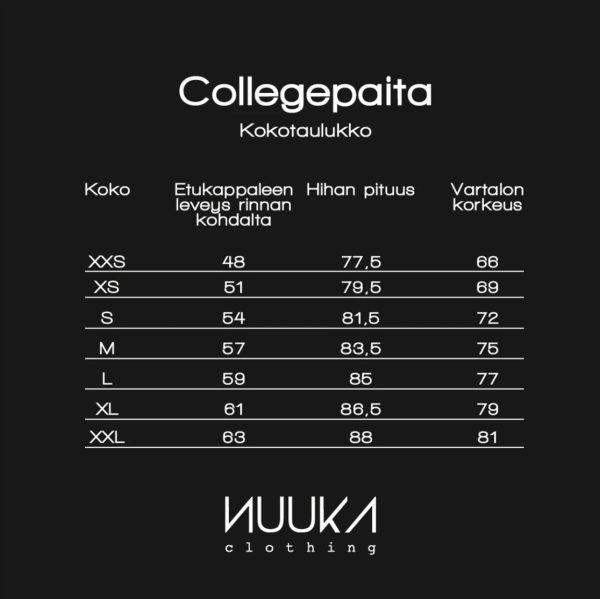 nuuka_clothing_collegepaita_kokotaulukko.jpg